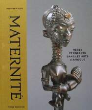 LIVRE/BOOK : Maternité - Mères et enfants dans les arts d'Afrique (statue,figure