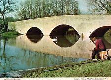 England-Godstow-the Godstow bridge across the River Thames near Oxford