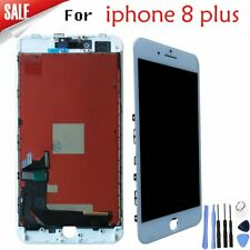 """Replacement  for White iPhone 8 Plus 5.5"""" LCD Display Touch Screen Digitizer"""