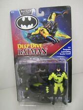 "1991 Batman Returns -""DEEP DIVE"" BATMAN - With Torpedo Launching Scuba Gear!"