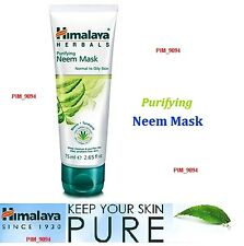 Himalaya Herbals Purifying NEEM MASK Deep Cleanses Normal to Oily Skin - 75ml