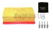 TRIUMPH SPEED FOUR 600 2002-2005 Kit de mantenimiento Filtros Bujías ORIGINALES