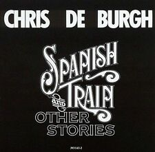 Spanish Train & Other Stories by Chris de Burgh (CD, Sep-1987, Universal/A&M)