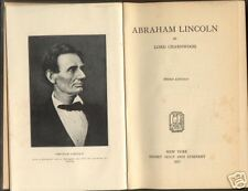 ABRAHAM LINCOLN---MAKERS OF THE NINETEENTH CENTURY