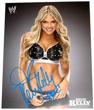 WWE KELLY KELLY HAND AUTOGRAPHED SIGNED 8X10 PROMO PHOTO WITH PICTURE PROOF 9