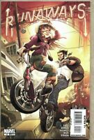 Runaways #10-2009 fn+ 6.5 Marvel X-Men Beast Wolverine Storm