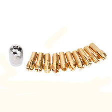 10PC Brass Drill Bit Collet Chuck per tipo Dremel Rotary Strumenti 0.5 - 4.3 mm R20