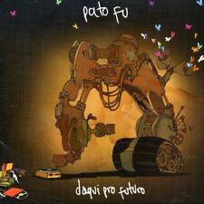 Pato Fu - Daqui Pro Futuro [New CD]