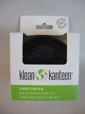 KLEAN KANTEEN CAFÉ CAP 2.0 WIDE MOUTH NEW NWTS