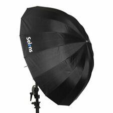 """Selens 105CM 41"""" 16 Pod Hexadecagon Parabolic Reflective Umbrella Silver/Black"""