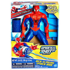 Marvel The Amazing Spider-Man 2 Web-Slinging Spider-Man Figure spiderman