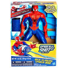Marvel The Amazing Spider-Man 2 Web-Slinging Spider-Man Figure spiderman