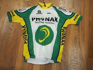 Phonak Craft Skoda rare cycling jersey size Men's XL race