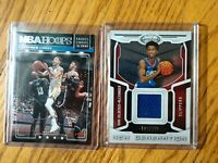 2018-19 Panini Certified /149 Shai Gilgeous Alexander RC & Stephen Curry Hoops