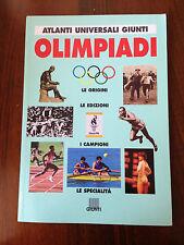 L27> OLIMPIADI -ATLANTI UNIVERSALI GIUNTI - 1996