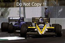 Derek Warwick Renault RE60B Australian Grand Prix 1985 Photograph 2