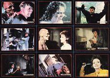 HELLRAISER THE MOVIE 1992 ECLIPSE PARTIAL BASE CARD SET 109/110