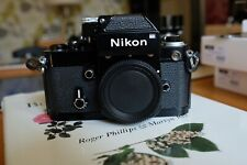 Black Nikon F2 Photomic