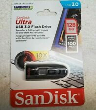 SanDisk Cruzer Ultra 128GB USB 3.0 New Sealed