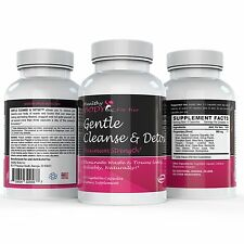 Body Detox Gentle Cleanse Pills Natural Detox and Cleanse Weight Loss