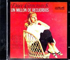 """JOSE LUIS MONERO - """" DOCE CANCIONES Y UN MILLON DE RECUERDOS"""" - CD"""