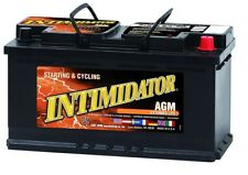DEKA GENUINE NEW 9A49 Intimidator AGM Battery 975Amp Cranking Power (Group 49)