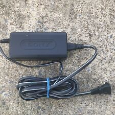 Genuine Sony AC Power Adapter For Sony Camcorders Model AC-L10B Works