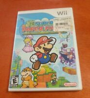 Super Paper Mario Nintendo Wii Everyone Single Player Intelligent Systems