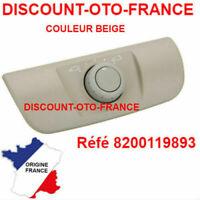 COMMANDE BOUTON INTERRUPTEUR TOIT OUVRANT POUR RENAULT MEGANE 2 MODUS 8200119893