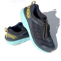 Hoka One One Womens Challenger ATR 5 1104094 AASN Black Running Shoes Size 9