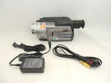 Sony Handycam CCD-TRV68 8mm Hi-8 Analog Camcorder VG Condition FOR TRANSFER ONLY