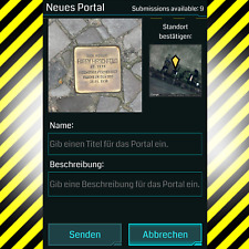 Pokemon GO - Pokestop / Arena / Gym / Ingress Portal einreichen