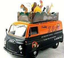 Corgi VA10602  Morris J2 Van Dudley Zoo Special 70th Anniversary Model1:43 Scale