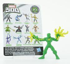 Marvel 500 Blind Bag Micro Figure Series 2 - Green Electro