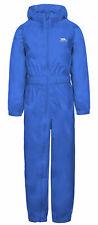 Trespass Button Rain Suit Blue Age 5-6 Years Td096 Mm 08