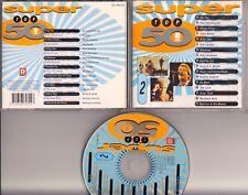 SUPER TOP 50 V2 CD DISKY China Crisis John Waite Paul Hardcastle Billy Idol