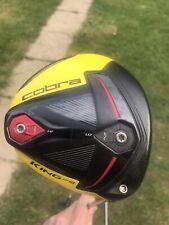 Cobra F9 Golf Driver / 9 degree adjustable / Stiff Shaft / Wrench Tool
