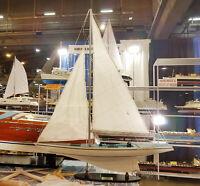 "Courageous Sailboat Model 32"""