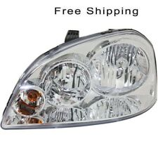 Halogen Head Lamp Assembly Driver Side Fits Suzuki Forenza 2005-2008 SZ2502120