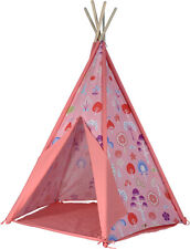 Spirit Of Air Enfants Royaume Tipi Tente De Jeu - Rose