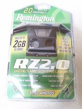 1032 Remington RZ2.0 2.0 Megapixel Strobe Flash Scouting Camera
