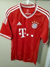 FC Bayern Munchen Authentic Adidas Climacool Men's Soccer Jersey Size S