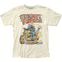 Ghost Rider (Gil Kane) on Bike Mens Unisex T-shirt -available sm to 3x