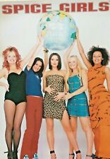 SPICE GIRLS ROCK The WORLD MUSIC BAND POSTER 23x34 inch