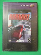 Nintendo Gamecube Video Game Burnout