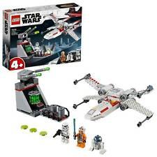 LEGO STAR WARS 75235 X-WING STARTFIGHTER TRENCH RUN + R2-D2 LUKE SKYWALKER NEUF