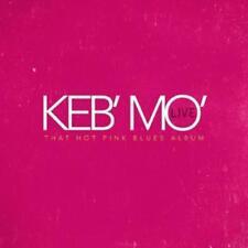 Live-That Hot Pink Blues Album von Keb Mo (2016)