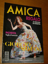AMICA 1996/7=KIRSTY BY MARCO GLAVIANO=MIRA SORVINO=GARY OLDMAN=MICHAEL CRICHTON=