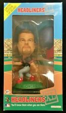 HTF 1998 Mark McGwire XL Headliner Bobblehead NEW St. Louis Cardinals