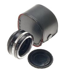 APS VARIABLE AUTO TELEPLUS 2X-3X M42 CAMERA LENS TELE CONVERTER NO TUBE INCLUDED